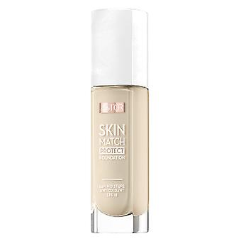 Astor Skin Match Protect Foundation SPF18 (Maquillaje , Rostro , Correctores)