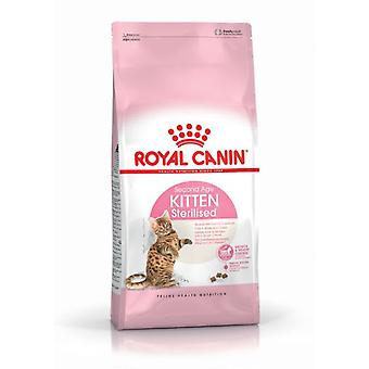 Royal Canin Kitten Sterilised (Cats , Cat Food , Dry Food)