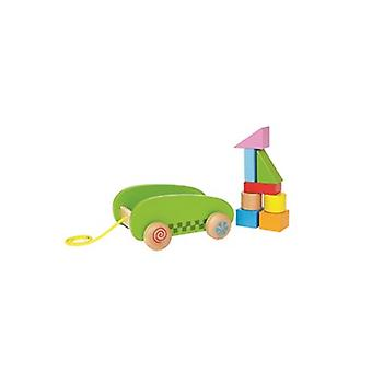 HAPE E0408 Mini Block and Roll E0408