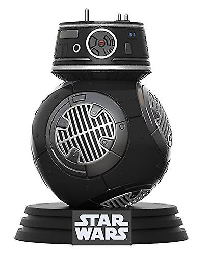 Funko POP Bobble Star Wars E8 TLJ BB-9E Figure