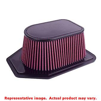 AIRAID Premium Direct-Fit Filters 861-425 Red Fits:JEEP 2012 - 2014 WRANGLER