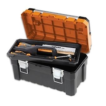 Beta C16 Tool Box Made Of Plastic With Interior Object Compartment Empty
