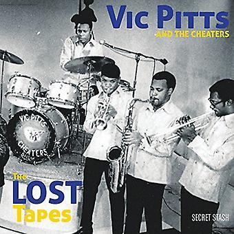 Vic Pitts & snydere - mistede bånd [CD] USA importerer