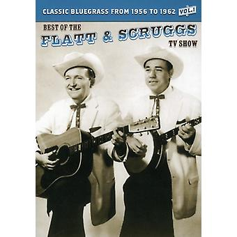 Flatt & Scruggs TV Show: Vol. 1 [DVD] USA import