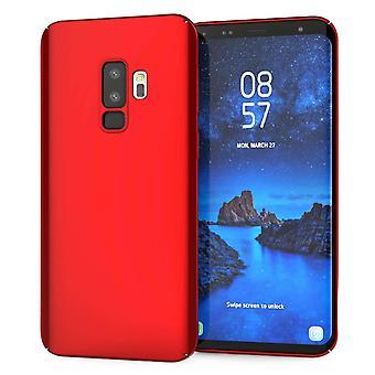 Samsung Galaxy S9 Plus Ultra Thin Hybrid Case - Red