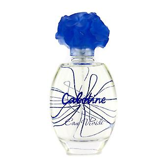 Gres Cabotine Eau Vivide Eau De Toilette Spray 100ml/3.4oz