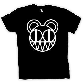 T-shirt - Radiohead - Radio sur la tête