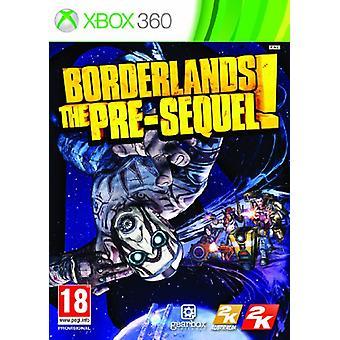 Borderlands pre uppföljaren! (Xbox 360)