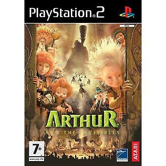 Arthur und die Minimoys (PS2)