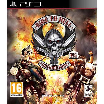 Ride to Hell Retribution(PS3)