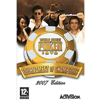 World Series of Poker Tournament Champions (Wii)