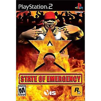 État d'urgence (PS2)