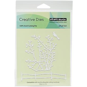Penny Black Creative Dies-Berry Branches, 3.7