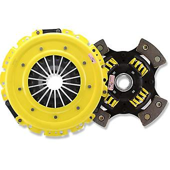ACT MB4-HDG4 HD Pressure Plate with Race Sprung 4-Pad Clutch Disc