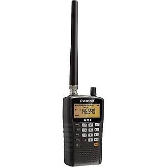 Wireless handheld scanner Albrecht 27075 AE75 H