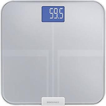Smart bathroom scales Soehnle Web Connect Analysis Weight range=150 kg