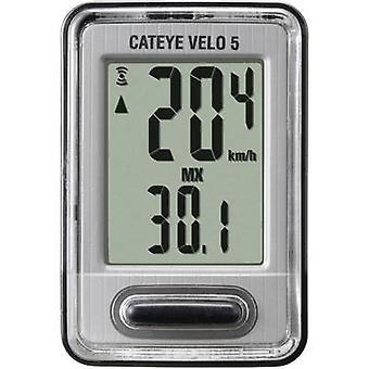 Bike computer Cateye CC-VL520 Cable + wheel sensor