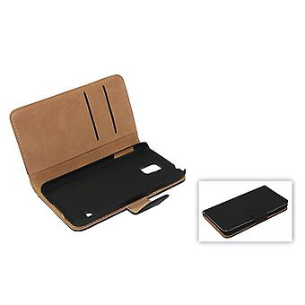 Cover case pouch (flip cross) for mobile phone Apple iPhone 6 black