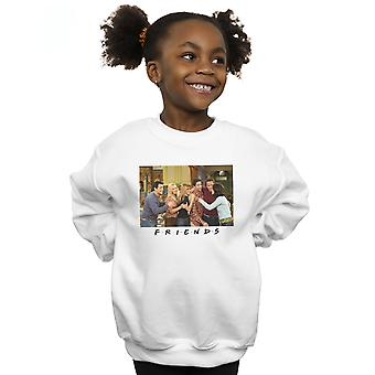 Friends Girls Group Photo Apartment Sweatshirt