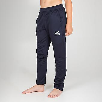Canterbury Vapodri Poly Knit Kids Training Pants