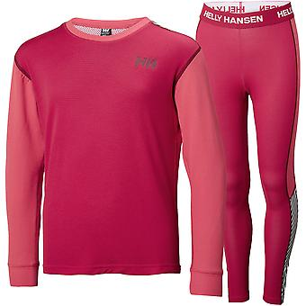 Helly Hansen jongens & meisjes HHActive Wicking Baselayer Set