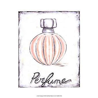 Perfume Poster Print by Chariklia Zarris (10 x 13)