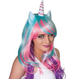 Wig Unicorn Unicorn stained longhair