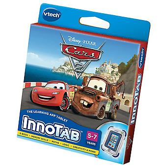 VTech Innotab aprendizaje cartucho Disney Pixar Cars 2