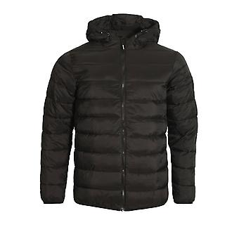 Weekend Offender Frazier Quilted Jacket | Black