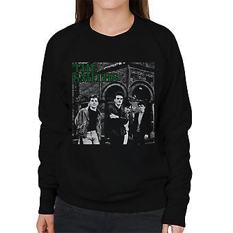 The Smiths Salford Lads Club Band Shot Women's Sweatshirt