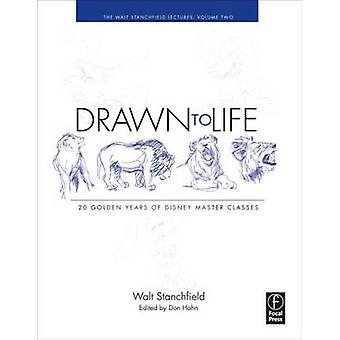 Drawn to Life - 20 Golden Years of Disney Master Classes - Volume 2 - Th