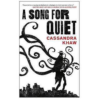 En sång för tyst av Cassandra Khaw - 9780765397409 bok