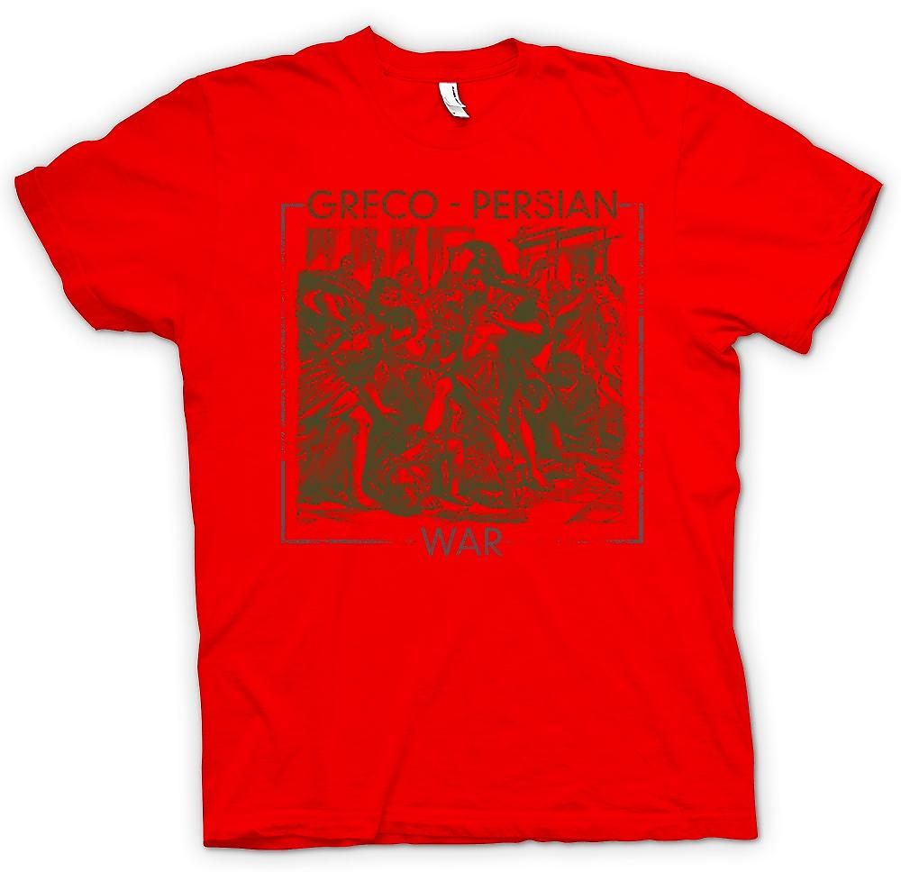 Mens T-shirt - Greco Persian War - Ancient History