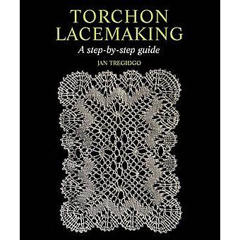Torchon Kantklos - een stapsgewijze handleiding door Jan Tregidgo - 9781847972