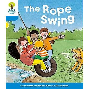Oxford Reading Tree - Level 3 - Stories - the Rope Swing by Roderick Hun