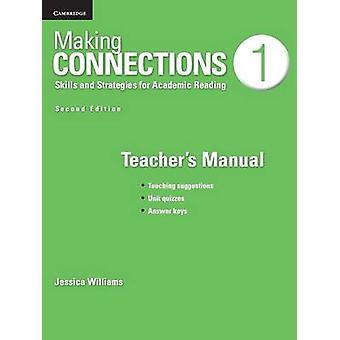 جعل دليل اتصالات 1 مستوى المعلم-مهارات واستراتيجيات fo