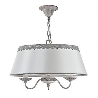 Maytoni oświetlenie bukiet elegancki starodawny szary wisząca lampa sufitowa
