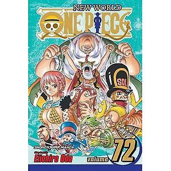 One Piece Volume 72