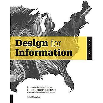 Design för Information: en introduktion till historia, teorier och metodtips bakom effektiv Information visualiseringar