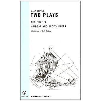 Tre skuespil: Eddike og brunt papir/det store hav/Svejk