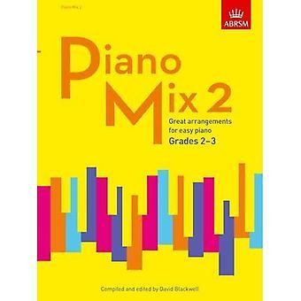 Klaver Mix 2: Stor ordninger for let klaver