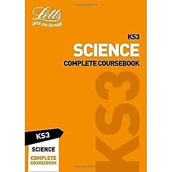 KS3 Vetenskap komplett kursbok (Letts KS3 Revision framgång) (Letts KS3 Revision framgång)