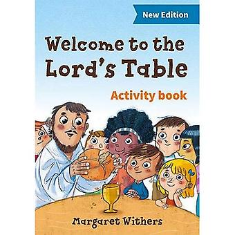 Welcome to the Lord's Table activity book