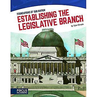 Establishing the Legislative� Branch