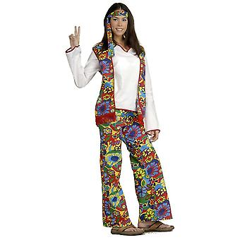 Hippie Woman Adult Costume