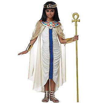 Fantasia de Nilo princesa rainha egípcia Cleópatra deusa grega livro semana meninas