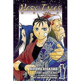 Hero Tales: v. 1 (Hero Tales (Yen Press))