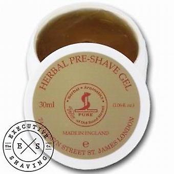 Taylor of Old Bond Street Pre Shave Herbal Gel (30ml)