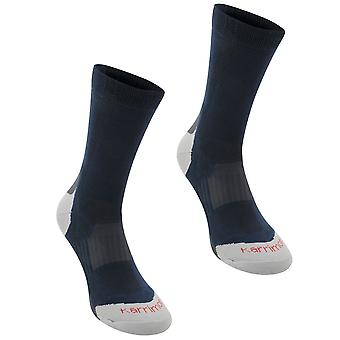 Karrimor Mens Walking Socks 2 Pack Boot Moisture Wicking Ventilation