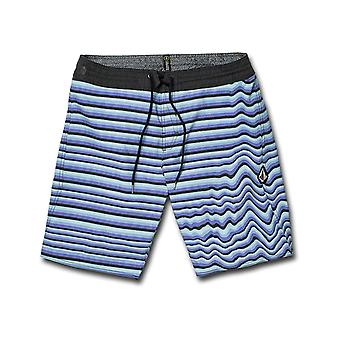 Volcom Aura Stoney 19 Mid Length Boardshorts